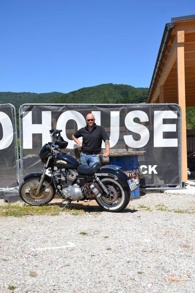 Roadhouse Besitzer Martin Aschauer